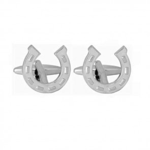 Simple Horseshoe Cufflinks
