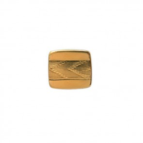 Square Lined Effect Tie Tac