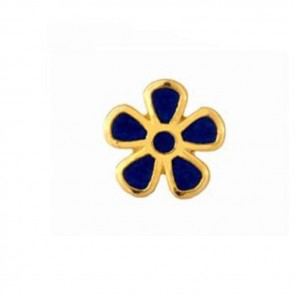 Masonic Forget-Me-Not Tie Tac