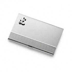 Pound Sign Business Card Holder