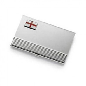 English Flag Business Card Holder