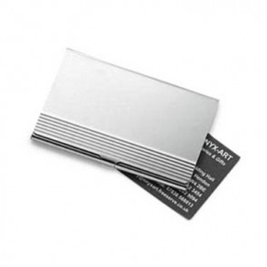 Plain Business Card Holder