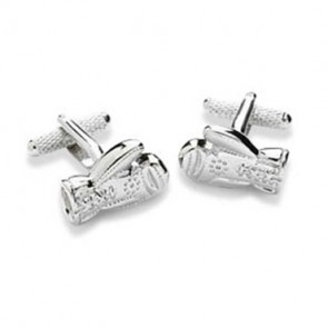 Boxing Glove Style Cufflinks
