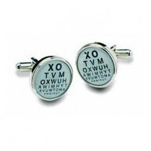 Eye-Test Cufflinks