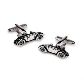 Sports Car Shaped Cufflinks