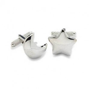 To The Moon And The Stars Cufflinks