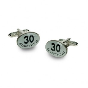 30 Something Logo Cufflinks