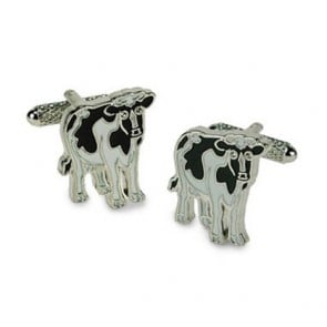 Cow Shaped Cufflinks
