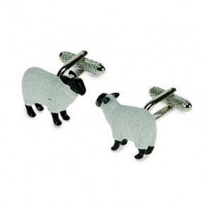 Sheep Shaped Cufflinks