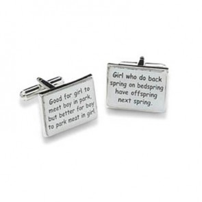 Good For Girl Cufflinks