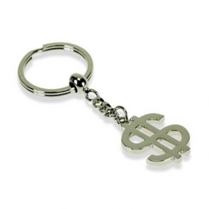 Dollar Key Ring