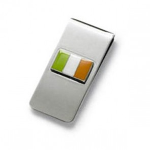 Ireland Irish Flag Money Clip