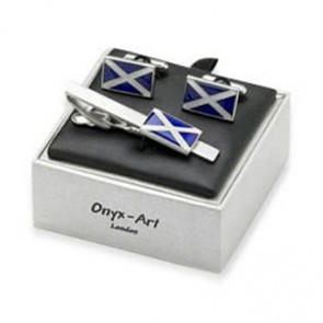Scottish Flag Simple Box Set