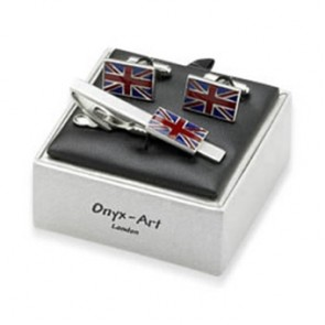 Union Jack Flag Box Set