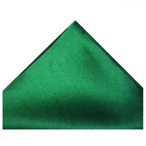 Racing Green Silk Hankie