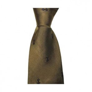 Gold Fisherman Tie