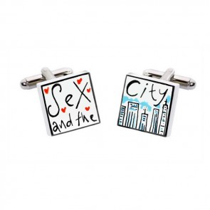 Sex And The City Cufflinks