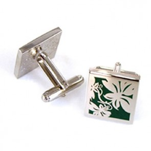 Vine Green Cufflinks