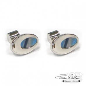 Blue Thomas Cufflinks