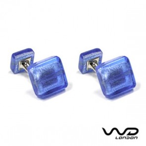 Barnaby Blue Cufflinks