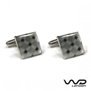 Grey Finley Cufflinks