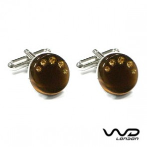 Brown Timothy Cufflinks