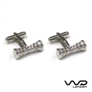 Clear Bailey Cufflinks