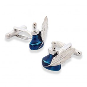 Quill And Ink Cufflinks