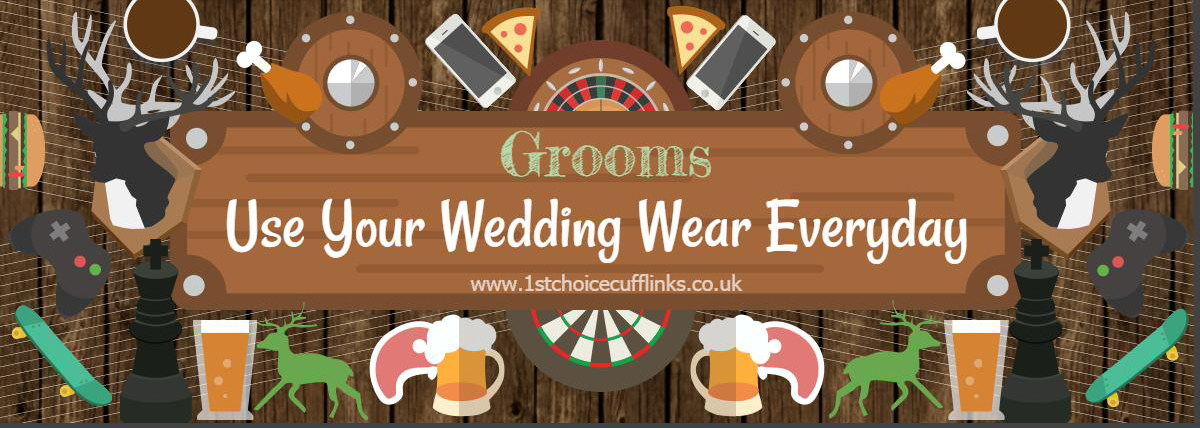 Grooms – How to Use Your Wedding Wear for Everyday Use