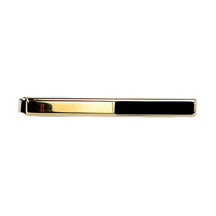 Onyx Tie Gold Look Bar