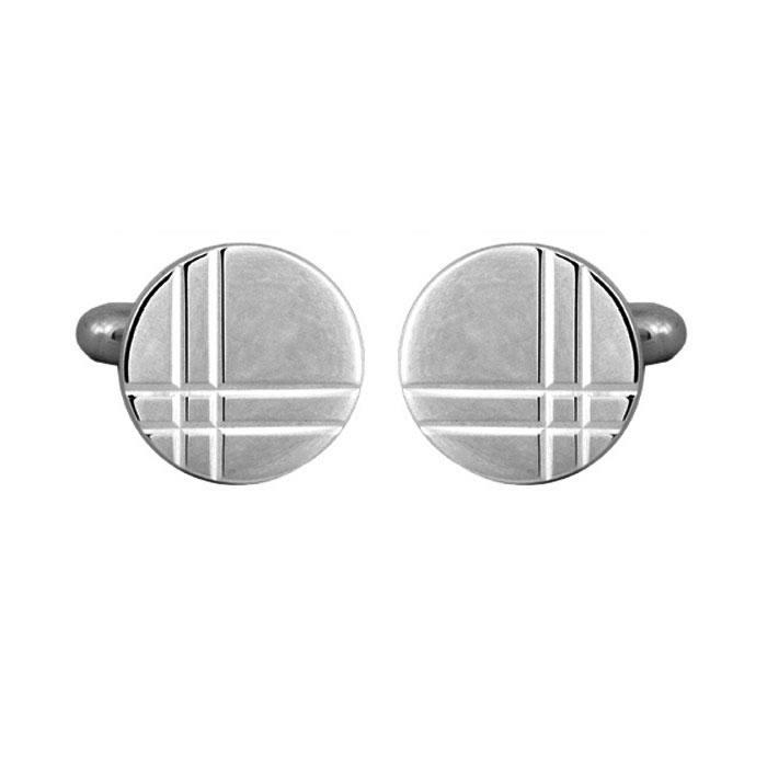 Sterling Silver Sterling Silver Ganesha Cufflinks