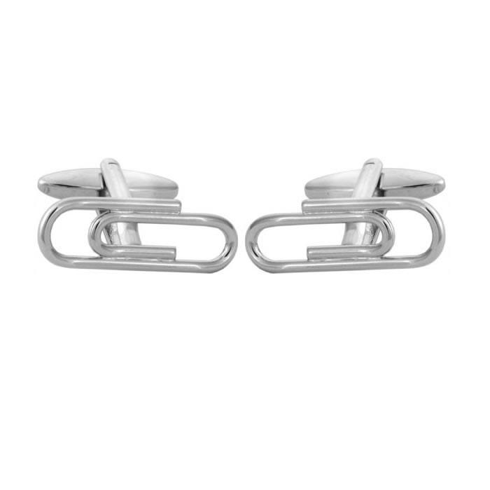 Paperclip Cufflinks