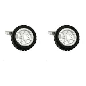 Tyre Cufflinks