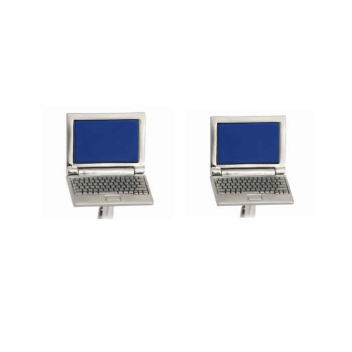 Laptop Computer Cufflinks