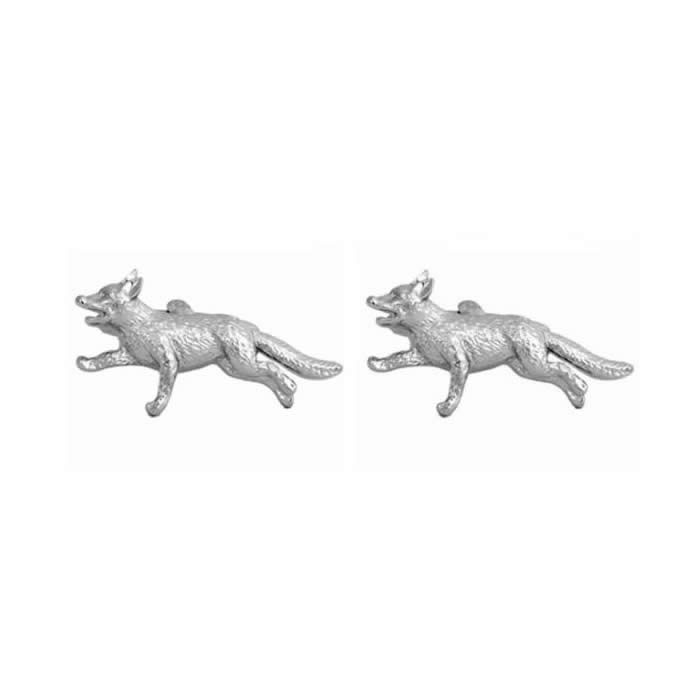Fox Shaped Cufflinks