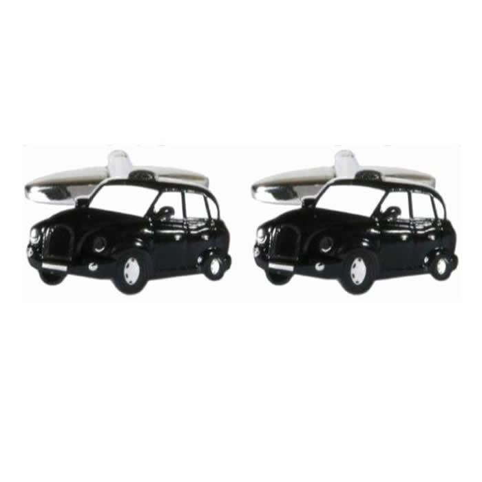 Black Cab Cufflinks
