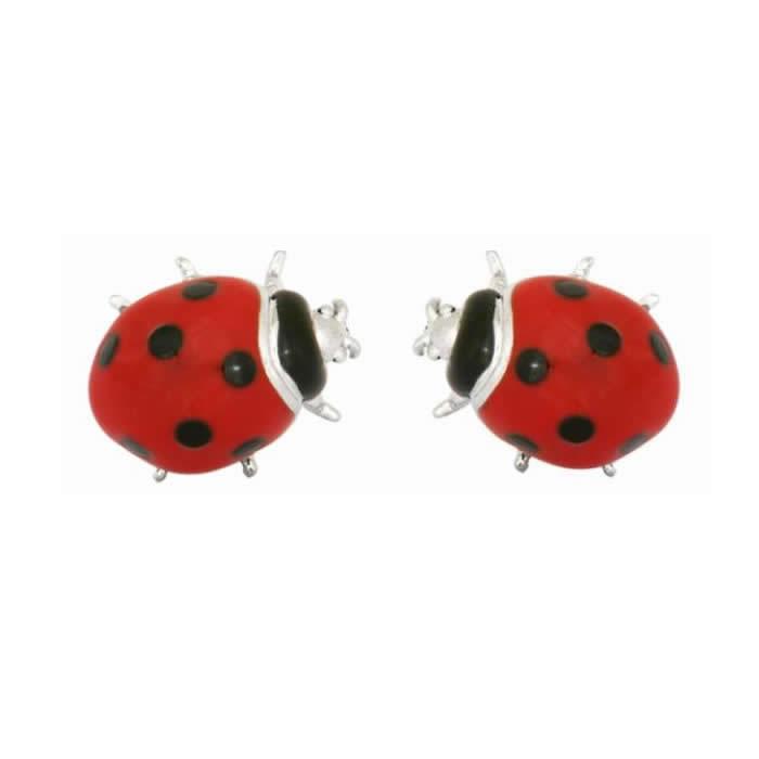 Red Ladybird Cufflinks