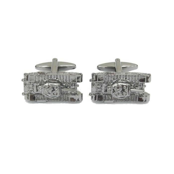 Tank Churchill Cufflinks