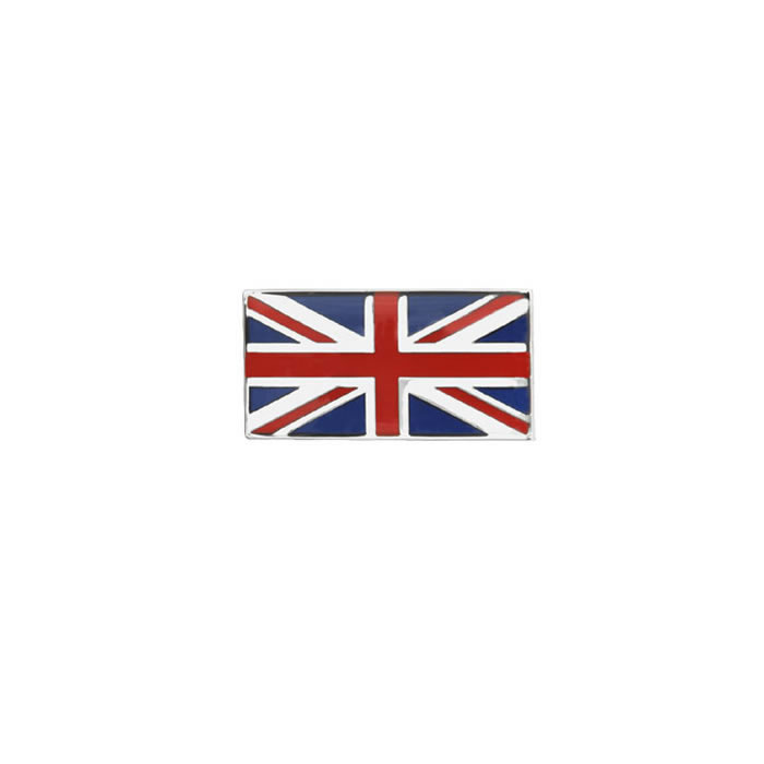 Union Jack Tie Tac