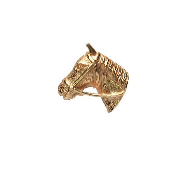 Horse Head Tie Tac