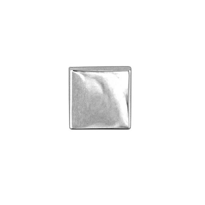 Silver Plated Tie Tac