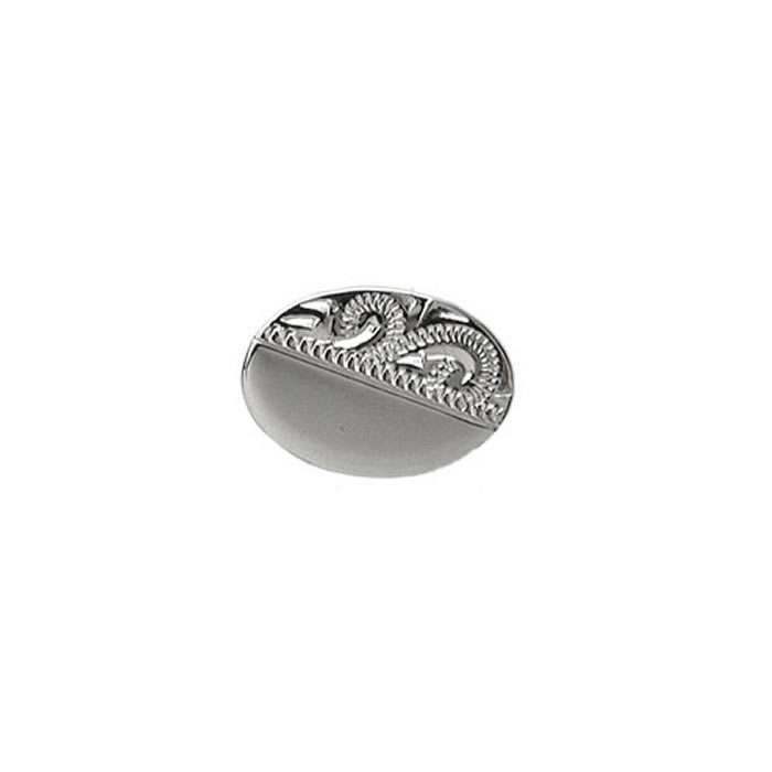 Venetian Style Engraved Effect Tie Tac
