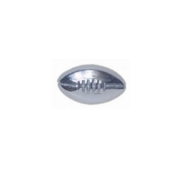 American Football Sterling Silver Tie Tac