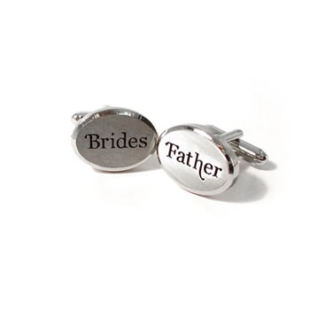 Brides Father Cufflinks