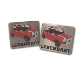 Mini Legendary Cufflinks