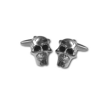 Skull Detailed Cufflinks