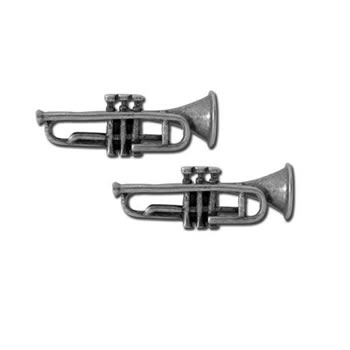 Trumpet Cufflinks