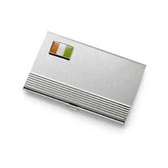 Ireland Irish Flag Business Card Holder