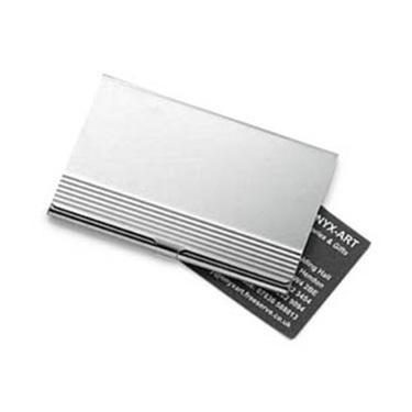Plain Business Card Holder