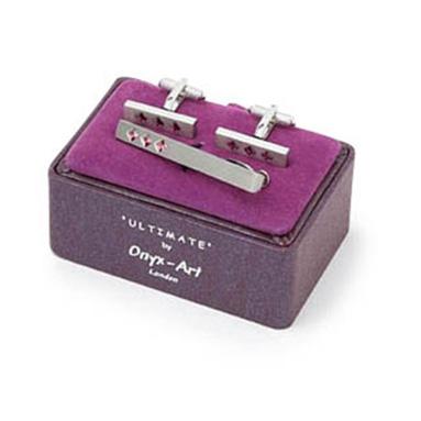 Triple Crystal Pink Box Set
